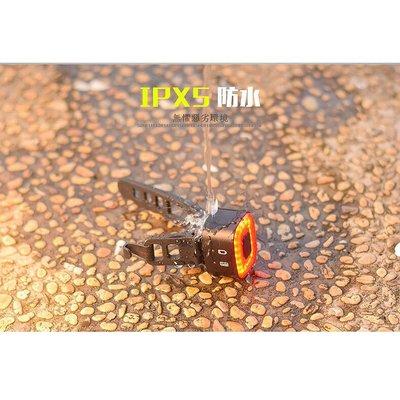 [迷你單車] Enfitnix Cubelite II 自行車智慧尾燈 後車燈 台北市