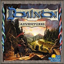 Dominion: Adventures Expansion 皇輿爭霸:冒險擴充