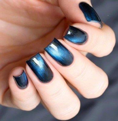 YEAHSHOP 俄羅斯馬蘇拉MASURA珠寶指甲油3.5ML綠紗麗薄荷磁性貓眼甲油 生日禮物 創意Y185