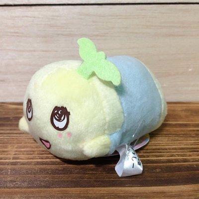 尼德斯Nydus 日本正版 獨家限量 Bandai 船梨精 Funassyi 趴趴造型 娃娃 玩偶 公仔 約10公分