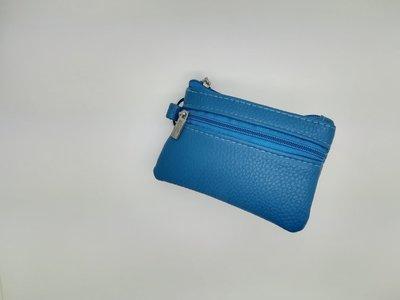 日式 超軟 皮革 質量保証 鎖匙包 散子包 卡包 錢包 wallet purse 3色可選 零錢包 銀包 $25 包郵