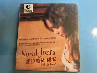 諾拉瓊斯Norah Jones-回家 Feel like home-全新未拆