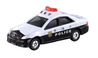 TOMICA_TM110_39270警車CROWN 日本TOMY多美小汽車 永和小人國玩具店