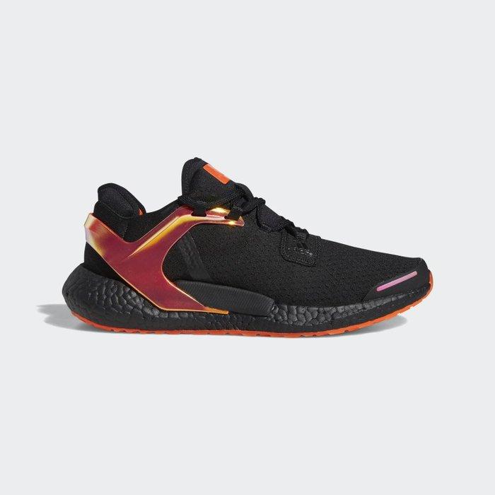 沃皮斯§ Adidas alphatorsion boost 黑紅 慢跑鞋 FW9548