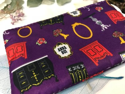 【∮魔法時光∮】ANNA SUI安娜蘇 手機袋/手機套/手機包 復古華麗/小魔女梳妝間零錢包/薔薇 任選卡夾包悠遊卡