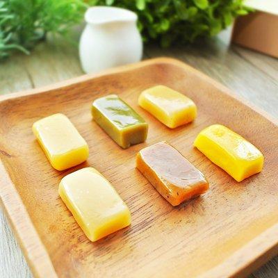 ✿ 六種口味牛奶糖禮盒✿ 手作美食 年節禮盒/新年禮物/伴手禮/手信/禮盒/下午茶