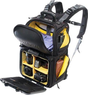 Pelican ProGear U160 超強防護 筆電相機後背包Pelican U160 Urban Elite Half Case Camera Pack