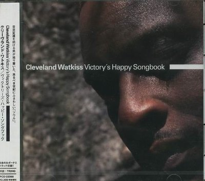 K - CLEVELAND WATKISS VICTORY'S HAPPY SONGBOOK 日版 CD+1 NEW