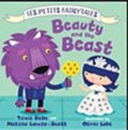 *小貝比的家*BEAUTY AND THE BEAST: LES PETITS FAIRYTALES /硬頁書