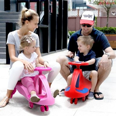 兒童扭扭車嬰幼兒女寶寶玩具搖擺車1-3...