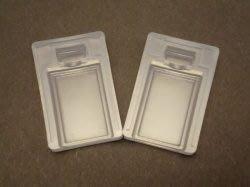 ((八折))森川手作日本 手工藝 UV 專用矽膠模 立體 長型 香水瓶 適用黏土 銀黏土 樹脂土