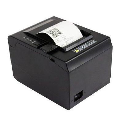 【費可斯】HANK KP-8260  80mm自動裁紙(三介面R+U+N)感熱式廚房出單機/帳單機*含稅價*