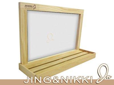 黑板/白板【客製化白板】店面用白板 木框造型白板 磁性黑板 裝潢用黑板牆菜單 廣告看板 A字板*JING&NIKKI