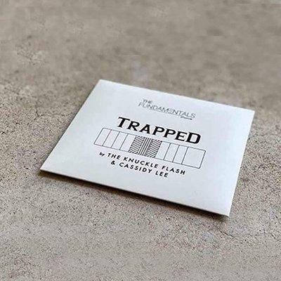 【天天魔法】【1866】三明治效果2.0(鬼牌找牌)Trapped 2.0 by The Knuckle Flash