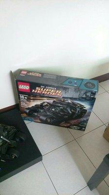 lego76023 已組裝一次收藏