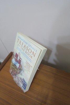 【英文舊書】[中國][歷史] Treason by the Book, Jonathan Spence 史景遷 雍正王朝
