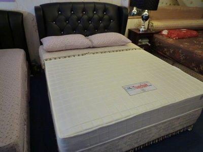 ※高雄~專業睡眠館※經濟型2線6環獨立筒床墊雙人5尺3600~雙ISO國際品質認證(市價3成)