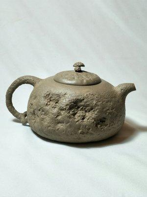 『敦煌普洱藝術坊』許強製—供春壺紫砂壺—老段泥全手工製作