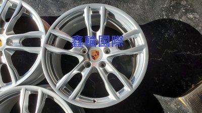 19吋Porsche 911原廠鋁圈~輕量化Boxster.Cayman.Cayenne.955.958.996.718