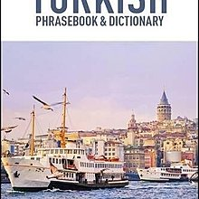 [文閲原版]旅游短語詞典: 土耳其語(附APP) 英文原版 Insight Guides Phrasebook Dictionary : Turkish