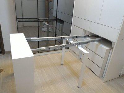 elements-furniture.com 2人枱變10人枱  訂做全屋傢俬 地台床