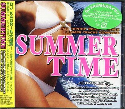 (甲上唱片) Summer Time R&B -日盤 R.KELLY DIANA KING FANTASIA DJ QUIK