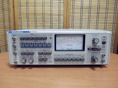 康榮科技二手測試儀器SHIBASOKU AS953B MPX TV Sound Signal Generator