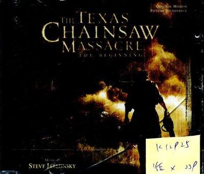 *真音樂* THE TEXAS CHAINSAW MASSACRE 德版 二手 K12925