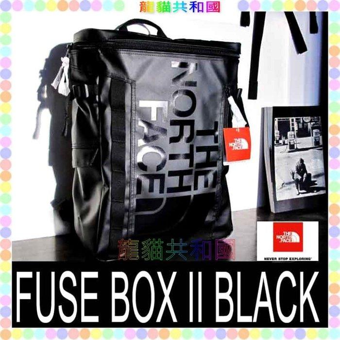 ※龍貓共和國※日本《The North Face BC Fuse Box II 30公升 登山露營健行後背包 包包》黑色