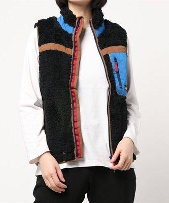 *Mars*台中實體店 KRIFF MAYER Shaggy Boa Fleece Vest 背心