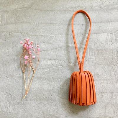 KAKU皮革設計  皮革流蘇吊飾