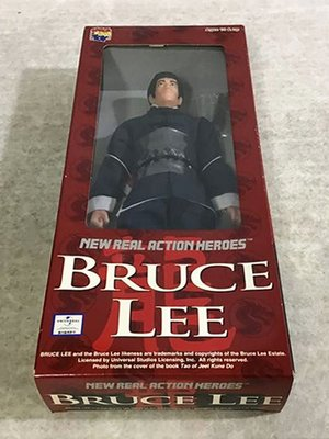 "MEDICOM RAH - No.70 Bruce Lee  李小龍 12""Action Figure"