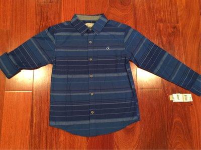 Calvin Klein 男童長衫 尺寸S