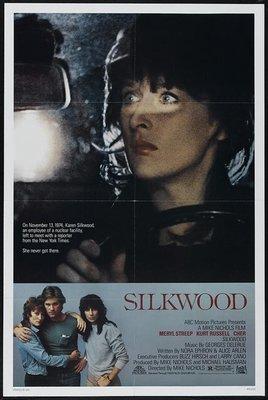 【藍光電影】絲克伍事件 Silkwood (1983) 獲第56屆奧斯卡金像獎 134-004