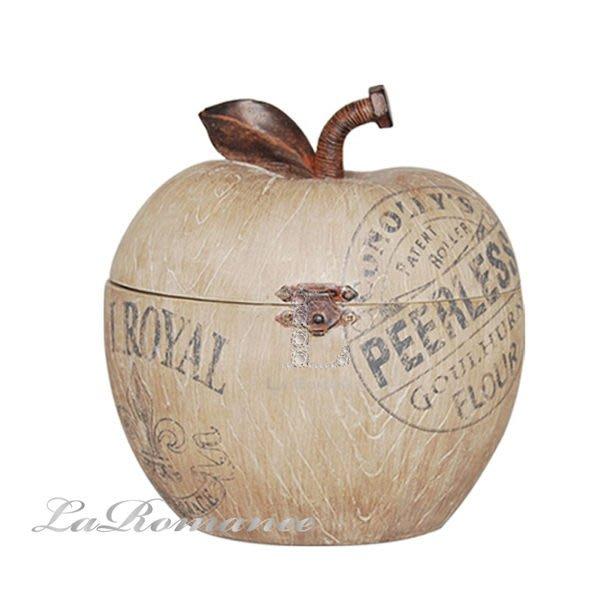 【芮洛蔓 La Romance】德國 Heidi 童趣家飾 - 小蘋果置物盒 / 水果擺飾 / 鄉村風 / 小孩房