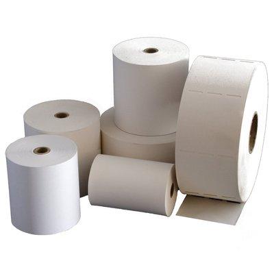 威宏資訊 3525 35*25 35x25 35X25X3 28米 3.5 感熱紙 熱感紙 標籤 貼紙 杯口紙 出單貼紙
