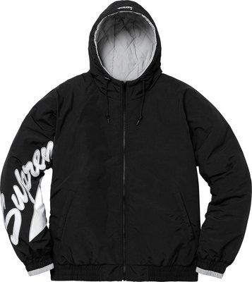 【日貨代購CITY】18SS Supreme Sleeve Script Sideline Jacket 外套 現貨