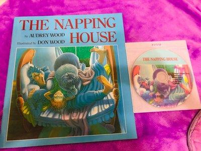"""tutuMonster""英文有聲書 The Napping House"