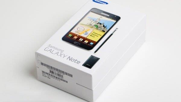 『皇家昌庫』SAMSUNG N7000 Note 32GB 5吋..全新盒裝..送原廠全配..黑.白.超強機王..ANDROID系統