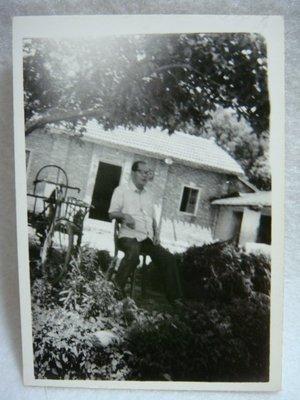 【早期老照片】民國50年代 三輪車 6.5cm x 9.3cm