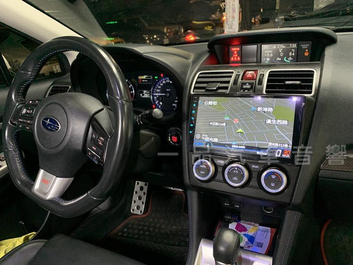 一品. SUBARU LEVORG 專用9吋安卓機 八核心 正版導航王 CONVOX JHY WRX STI