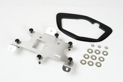 [極致工坊] 舊勁戰 完美 直上 X-HOT 150 125 儀表 專用CNC儀表框 白鐵金屬固定支架