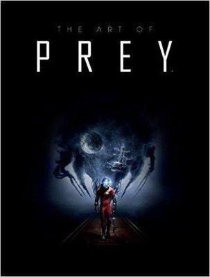 [APPS STORE]前三免運 預購6/27 美版 畫冊 畫集  The Art of Prey 獵魂 ps4