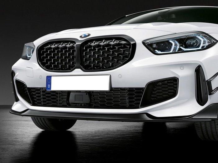 【樂駒】 BMW M Performance F40 Carbon 碳纖維 原廠 前下擾流 前下巴 輕量化 空力 改裝