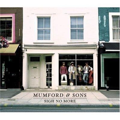 ##00 全新CD  MUMFORD AND SONS - SIGH  NO MORE