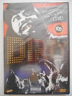 Ol' Dirty Bastard - Free to be Dirty Live 進口美版DVD