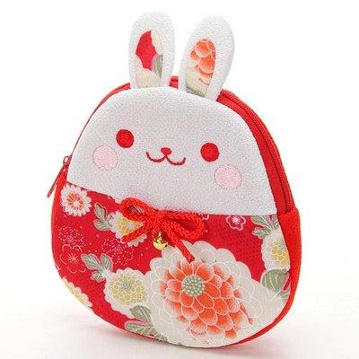 喜洋洋 兔兔零錢包 開口大 節慶氣氛濃 送人自用皆合宜 隨機出貨 每款都可愛喔!