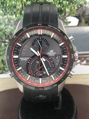 二手CASIO卡西歐 EDIFICE EQS-A500 太陽能計時賽車錶 高雄市
