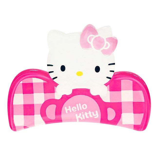 41+ 現貨不必等 正版授權  Hello Kitty蝴蝶造型鯊魚夾 粉 紅 MT-792KT  my4165
