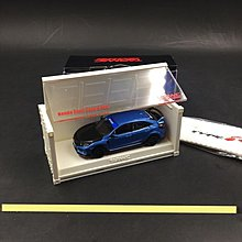 Tarmac Works 1/64 Civic Type R FK8 Spoon  T64-014-BLE